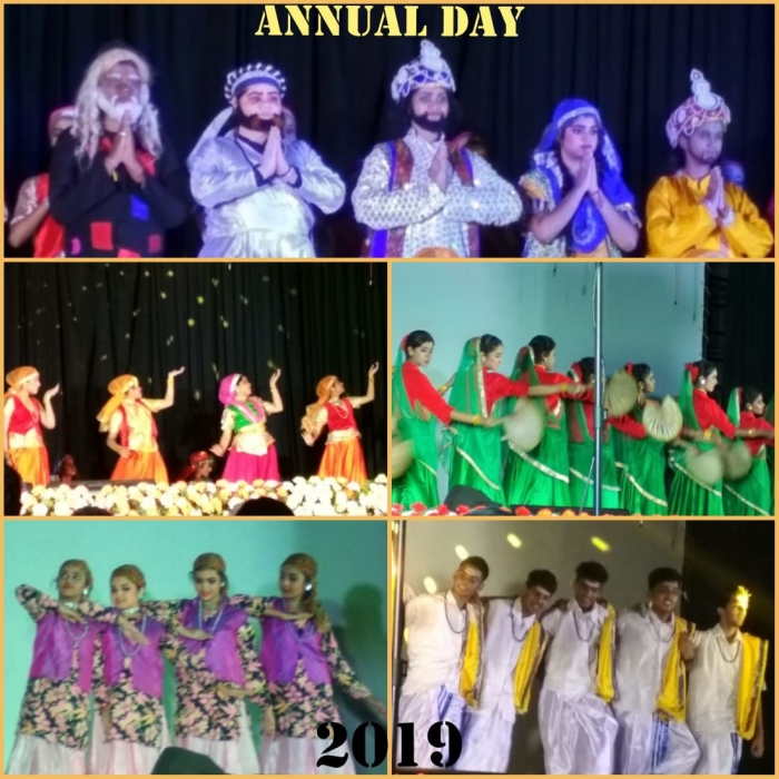 Senior Annual Program 2019